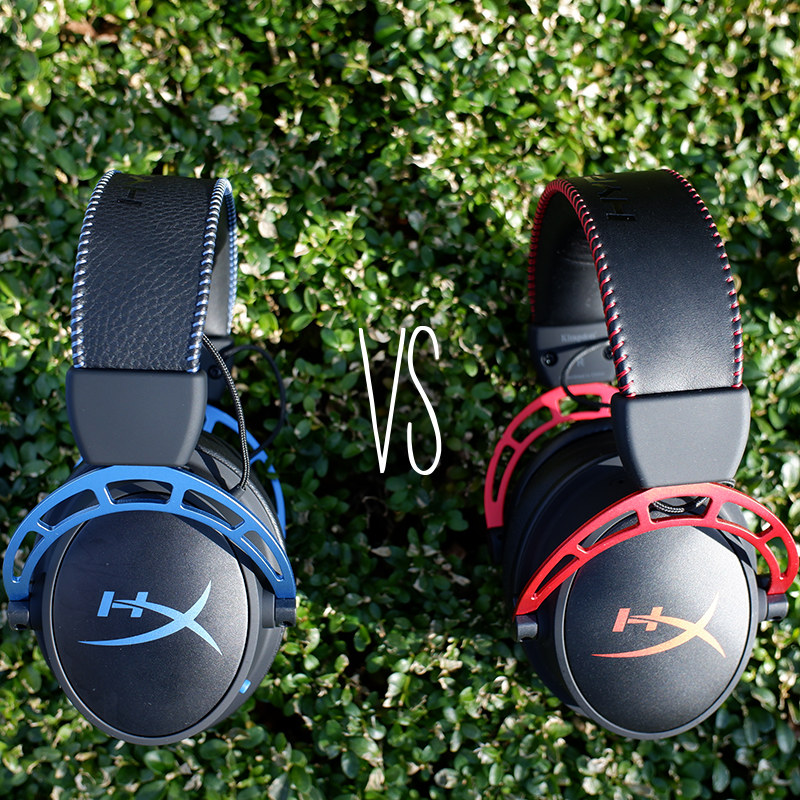 HyperX Cloud Alpha vs HyperX Cloud Alpha S