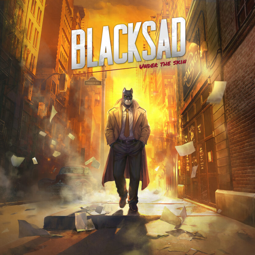 Blacksad: Under the skin [PS4]