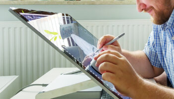 Miesiąc zMicrosoft Surface Studio 2