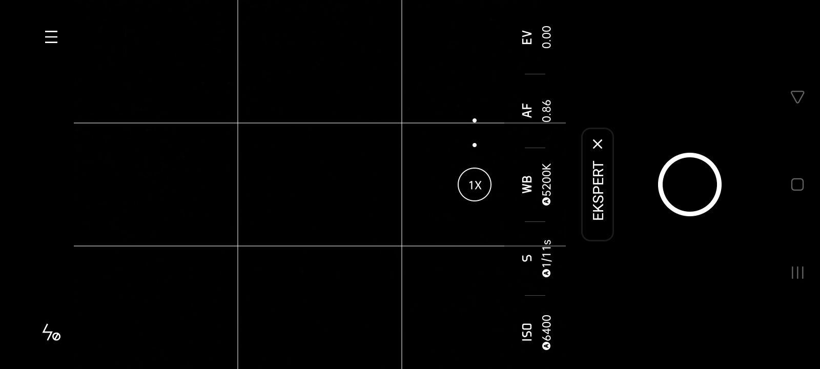 Tryb manualny Oppo A53