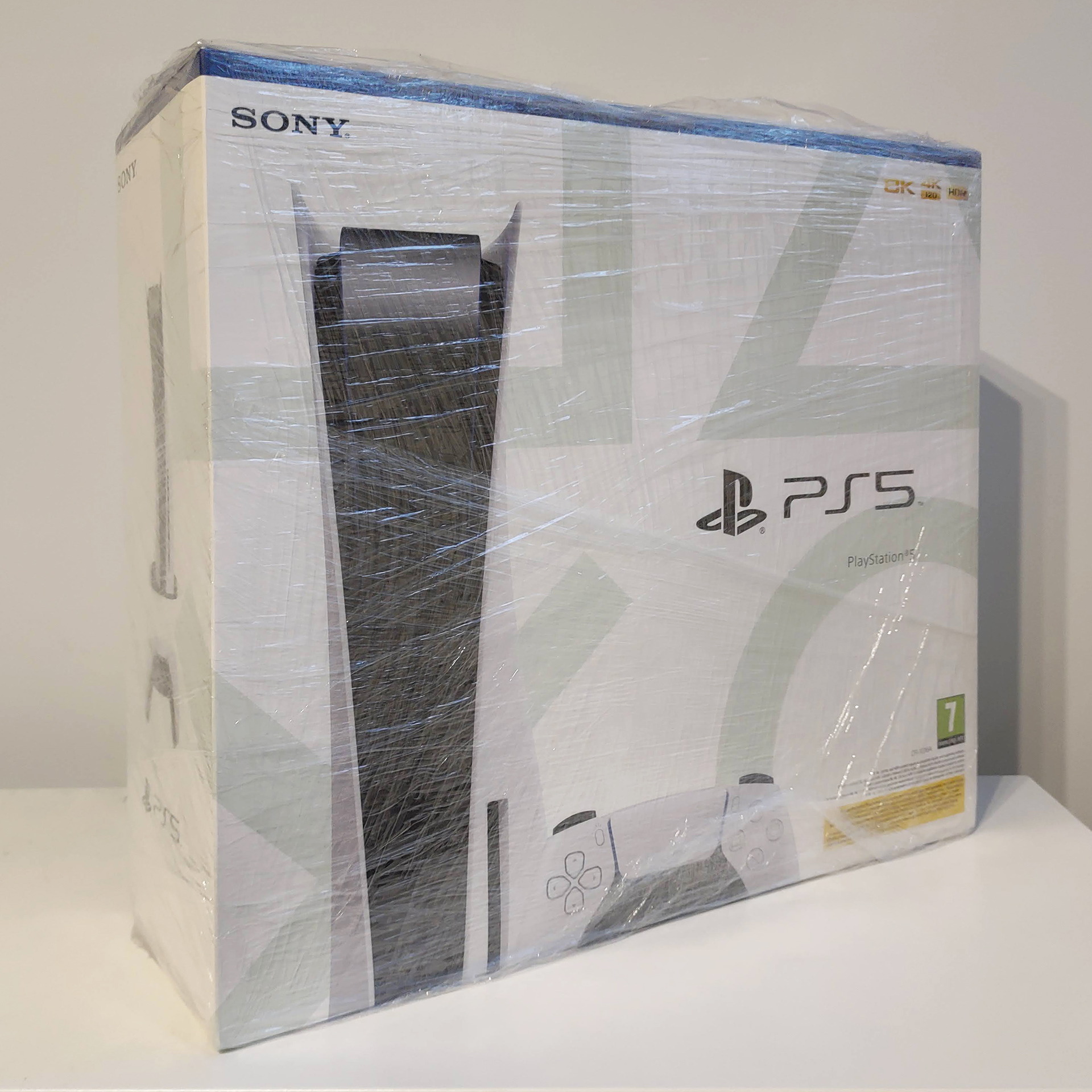 PlayStation 5 karton